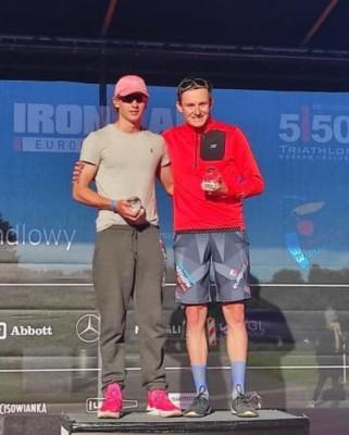 Fannar Þór í 2. sæti í Ironman 70.3 Warsaw